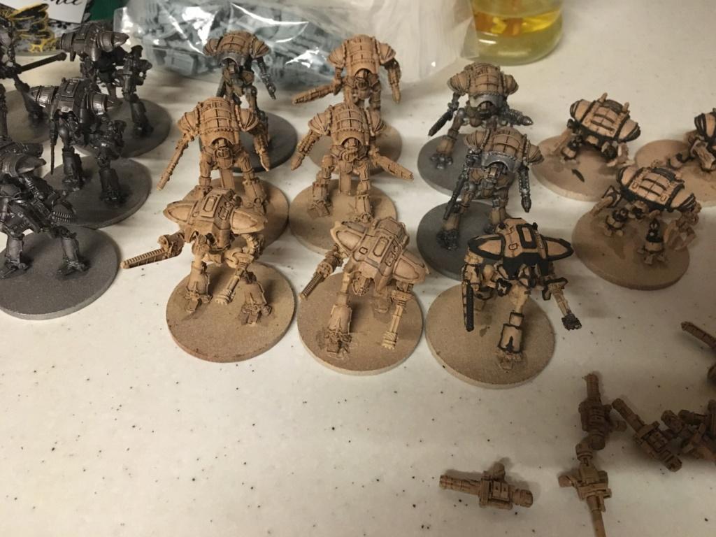 [vendu] armée de chevaliers forumware  774cbc10