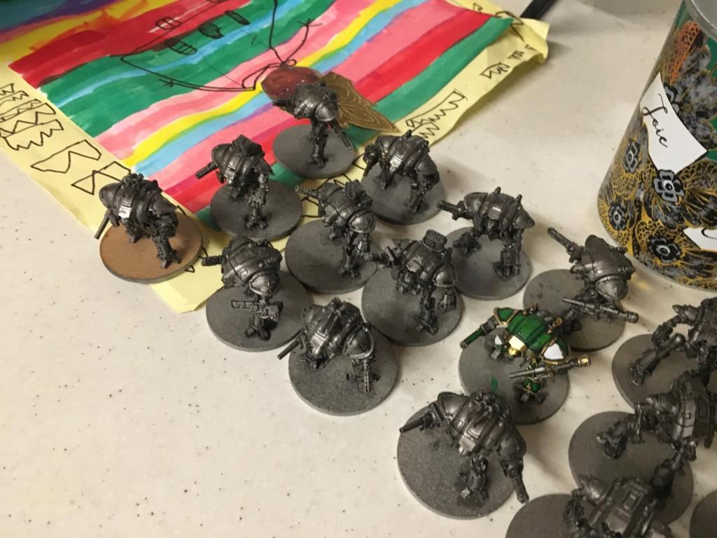 [vendu] armée de chevaliers forumware  9b91da10