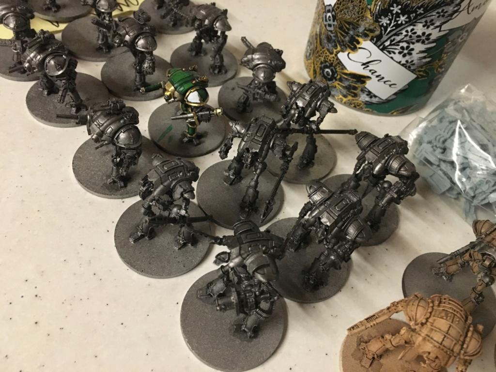 [vendu] armée de chevaliers forumware  De1aa510