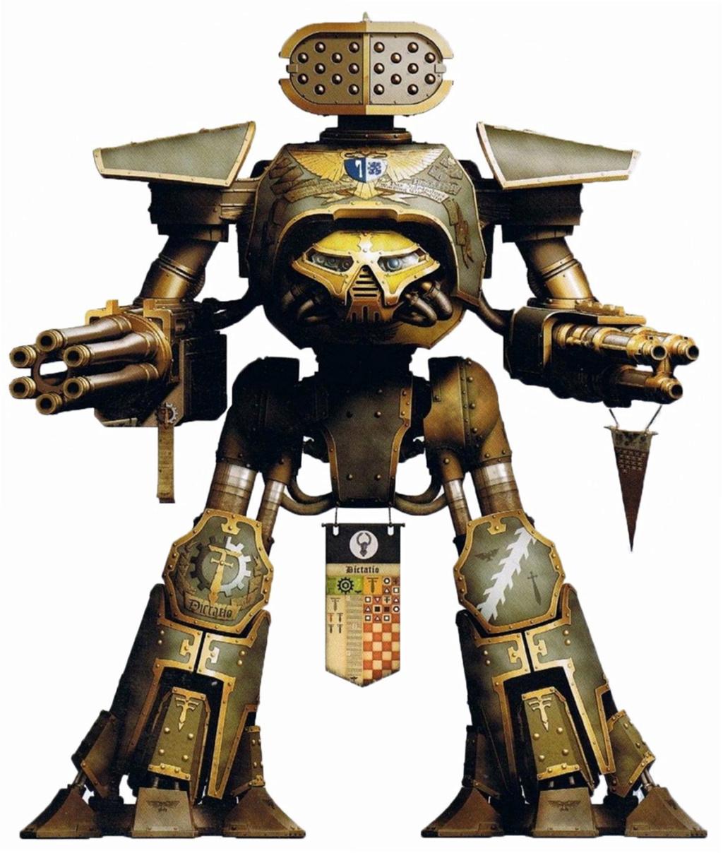 Schéma couleur et affiliation des titans et chevaliers Legio_10