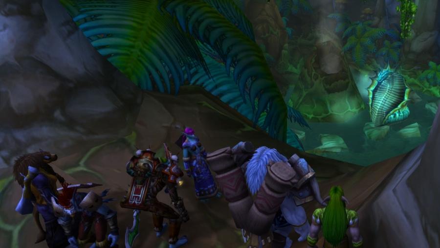 Des sabots dans les plaines Cavern12