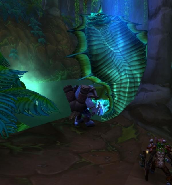 Des sabots dans les plaines Cavern14