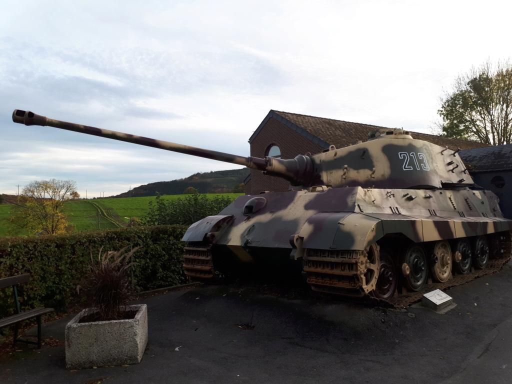Tigre II de La Gleize 20191051