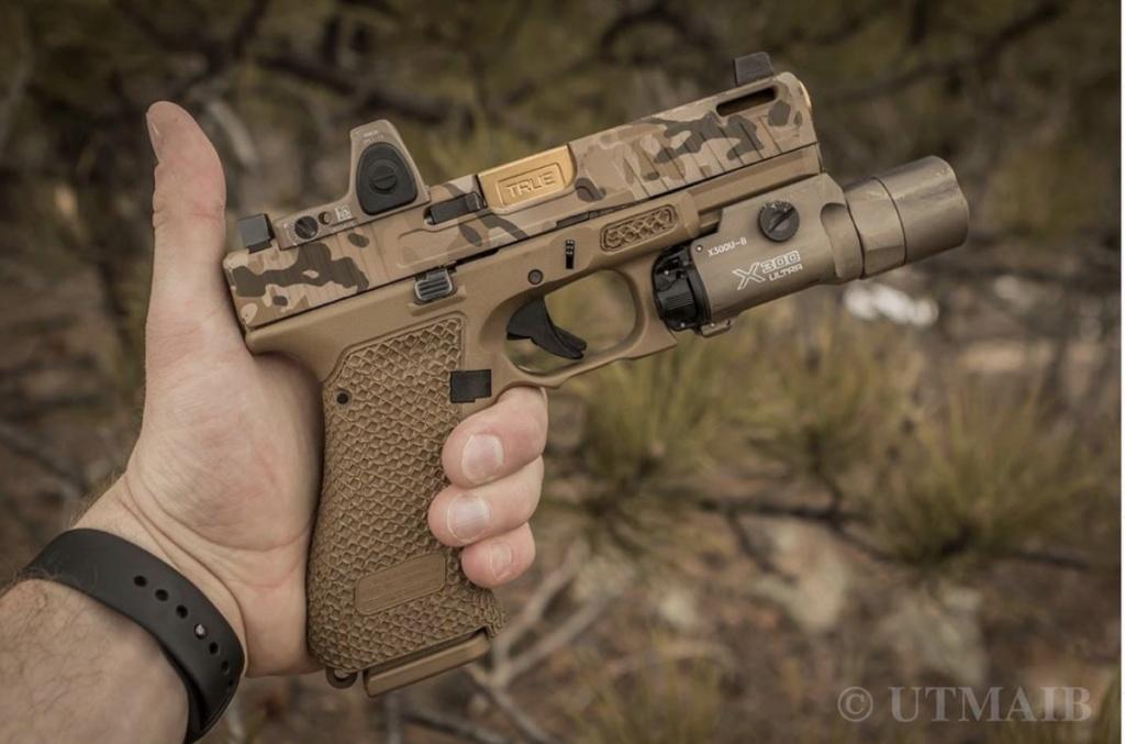 Glock19... Captur13