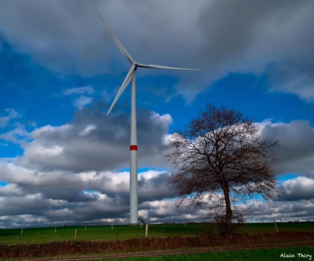 Éoliennes  Bd203610