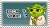 The tattooist who was annoying Yoda0810
