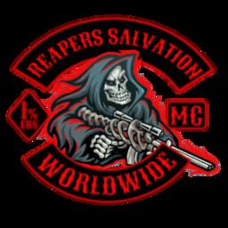 REAPERS SALVATION MC Emblem10