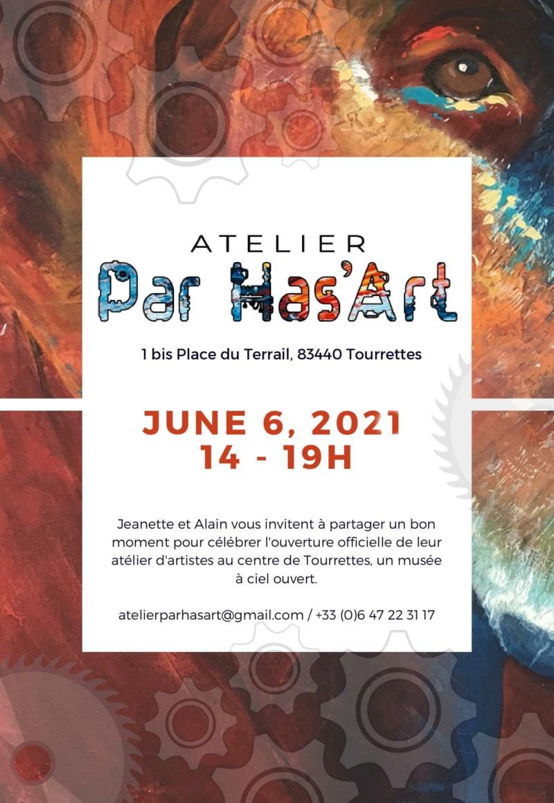 Atelier Par has'Art Tourrettes 83440 Flyer_10