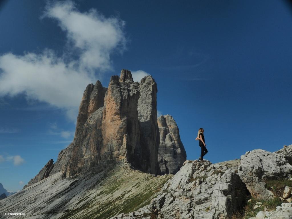 Tre cime di Lavaredo - Dolomites P9180511