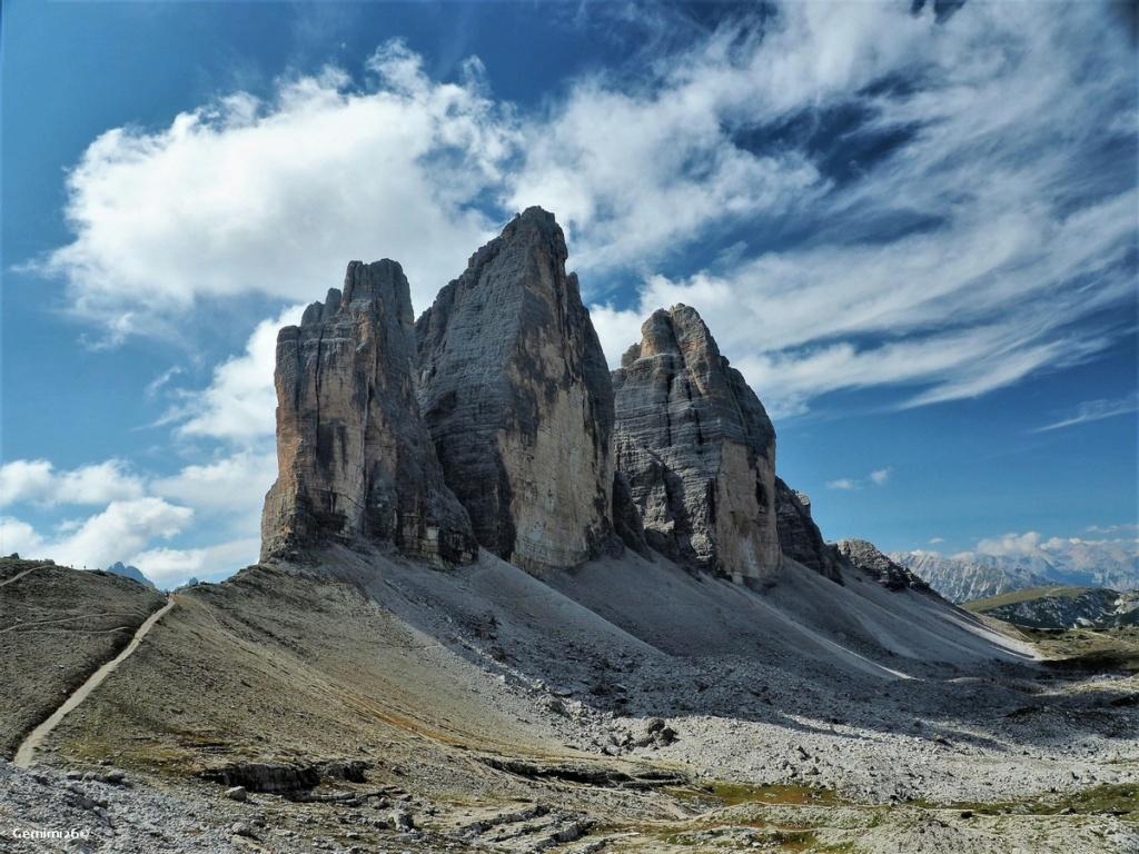 Tre cime di Lavaredo - Dolomites P9180610