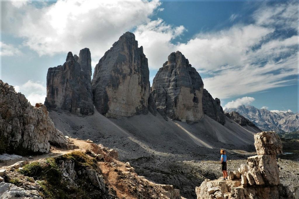 Tre cime di Lavaredo - Dolomites P9180611