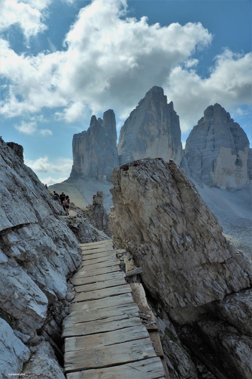 Tre cime di Lavaredo - Dolomites P9180612