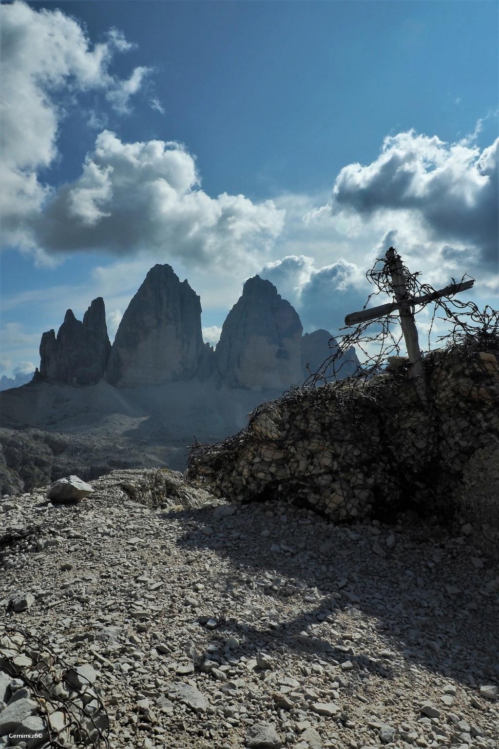 Tre cime di Lavaredo - Dolomites P9180613