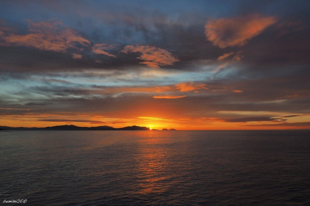 Dernier lever de soleil 2020 Pc310814