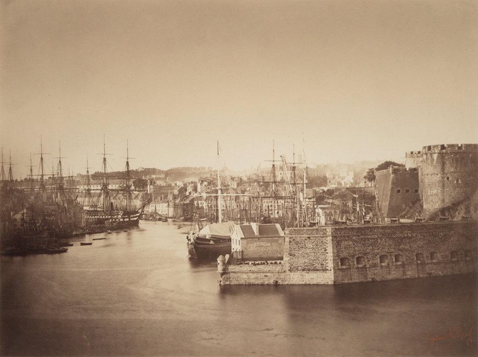 NEW - Brest et ses remparts 1858_810