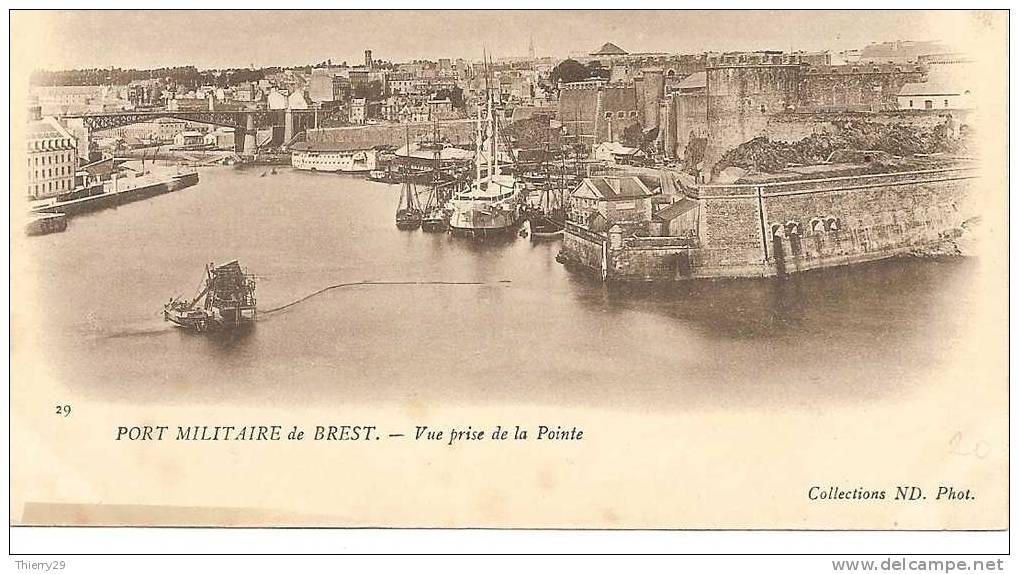NEW - Brest et ses remparts 1880_r11
