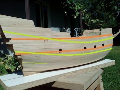 Ricostruisco la Mayflower Fascia11