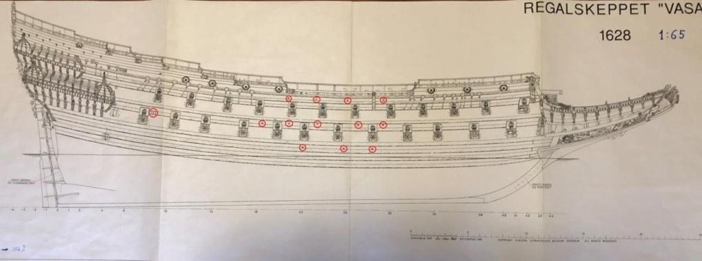 costruzione - costruzione di goletta, liberamente ispirata a piroscafo cannoniera del XIX secolo - Pagina 18 Img_3536