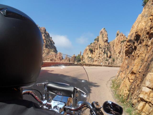 La Corse en Harley  - Page 2 Sdc13810