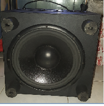 Infinity BU 120 woofer (USED) SOLD OUT 212