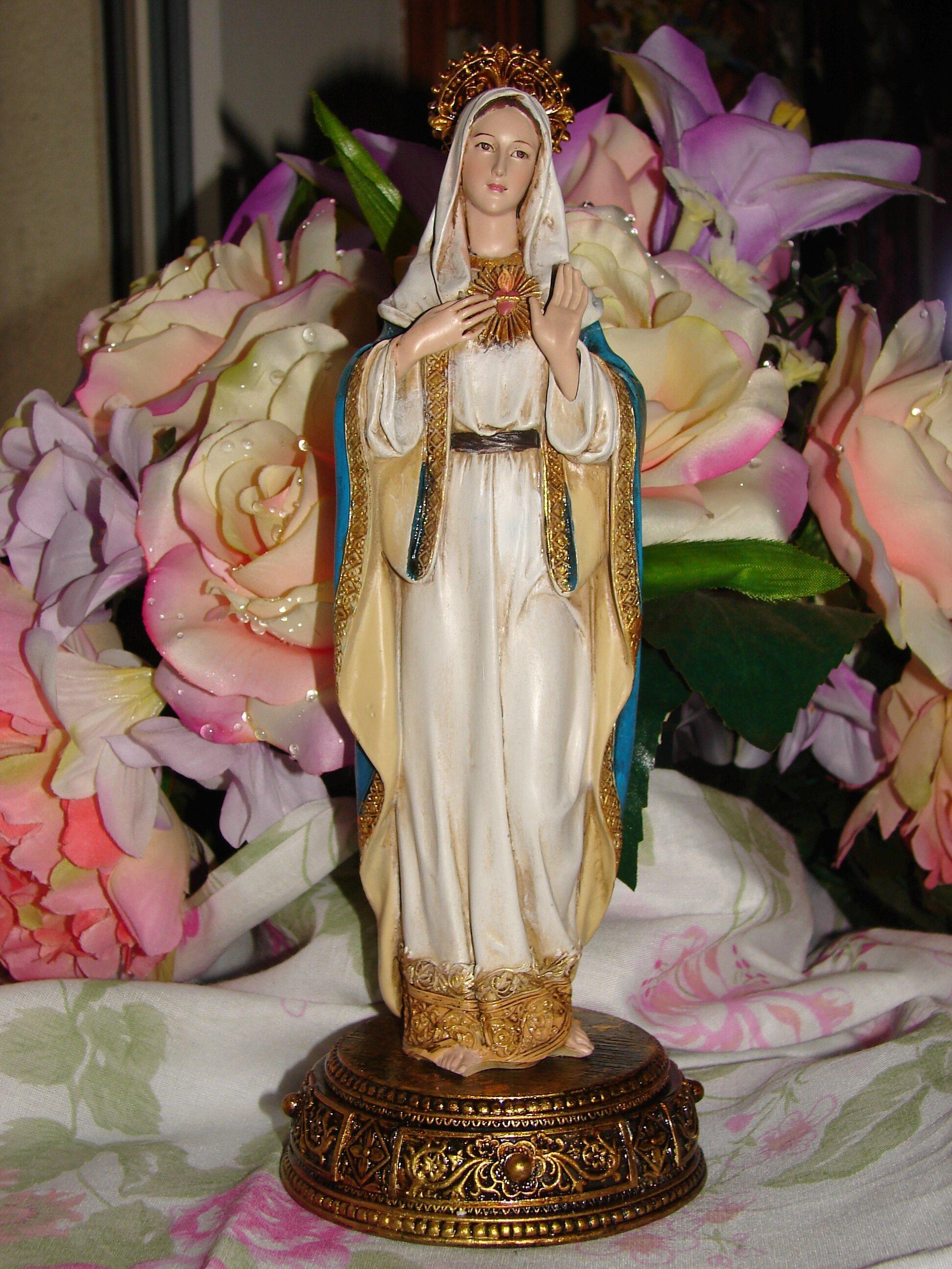 L'ANNÉE MARIALE par la Mère de Chaugy - Page 23 Coeur_11