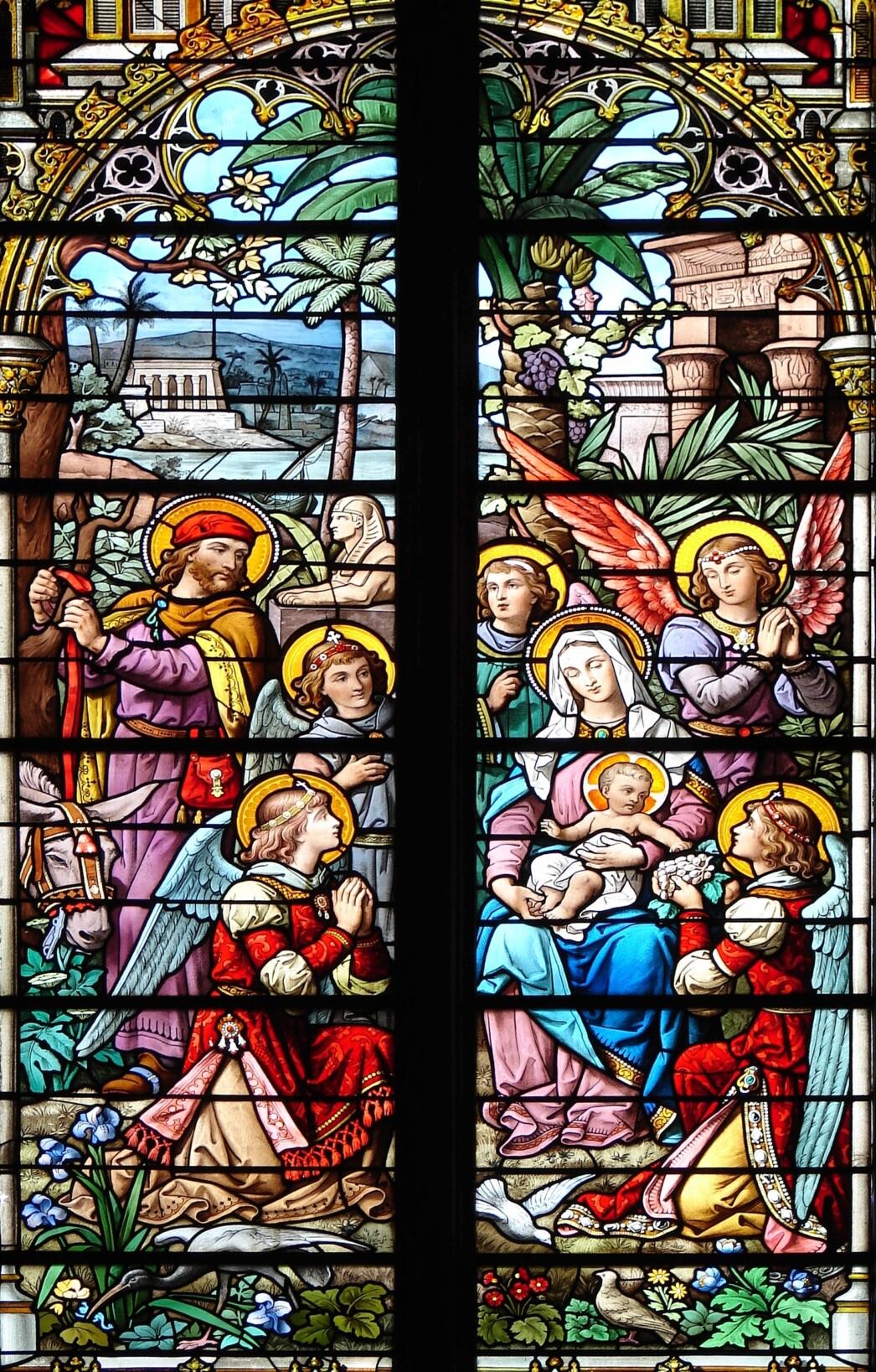 L'ANNÉE MARIALE par la Mère de Chaugy - Page 12 La_ste11
