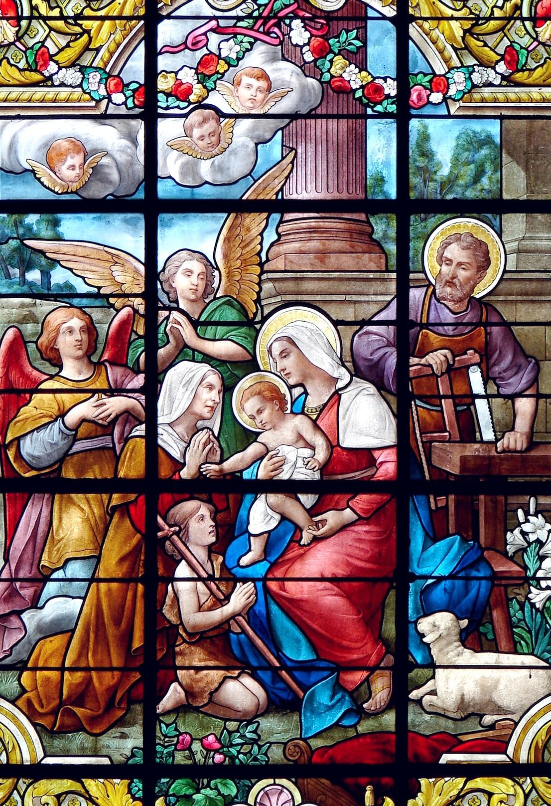 L'ANNÉE MARIALE par la Mère de Chaugy - Page 23 La_ste13
