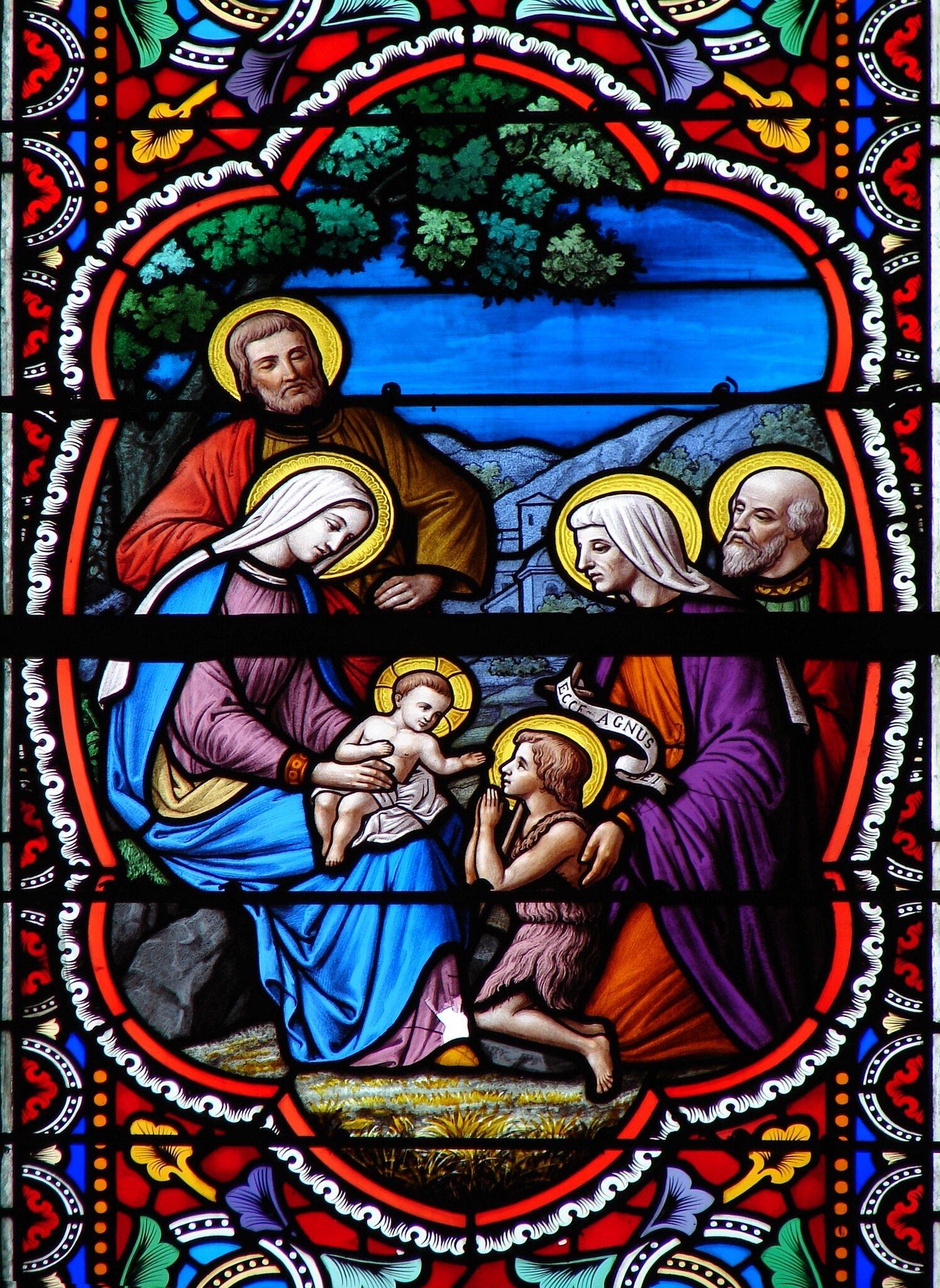 L'ANNÉE MARIALE par la Mère de Chaugy - Page 24 La_ste14
