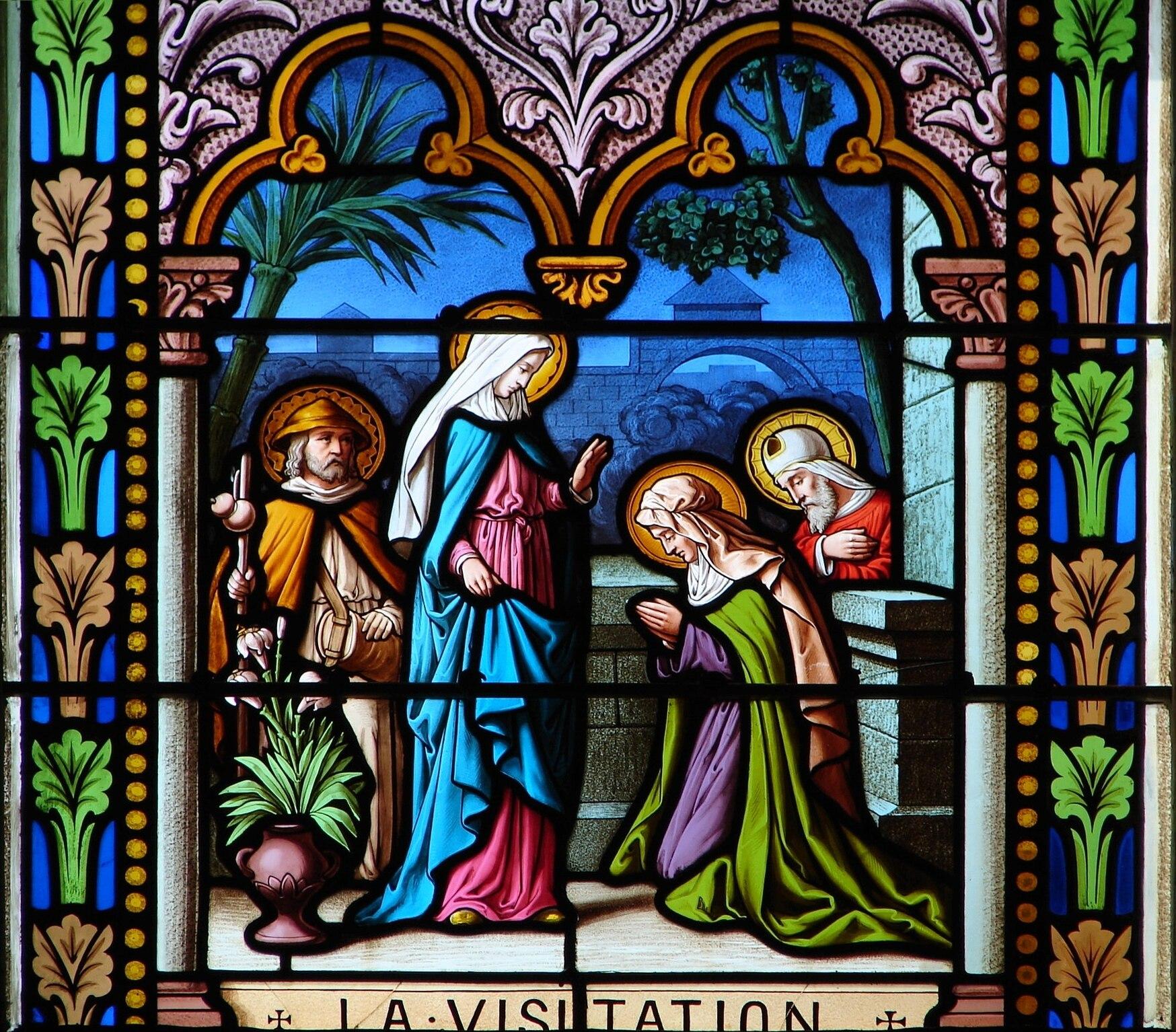 L'ANNÉE MARIALE par la Mère de Chaugy - Page 24 La_vis13