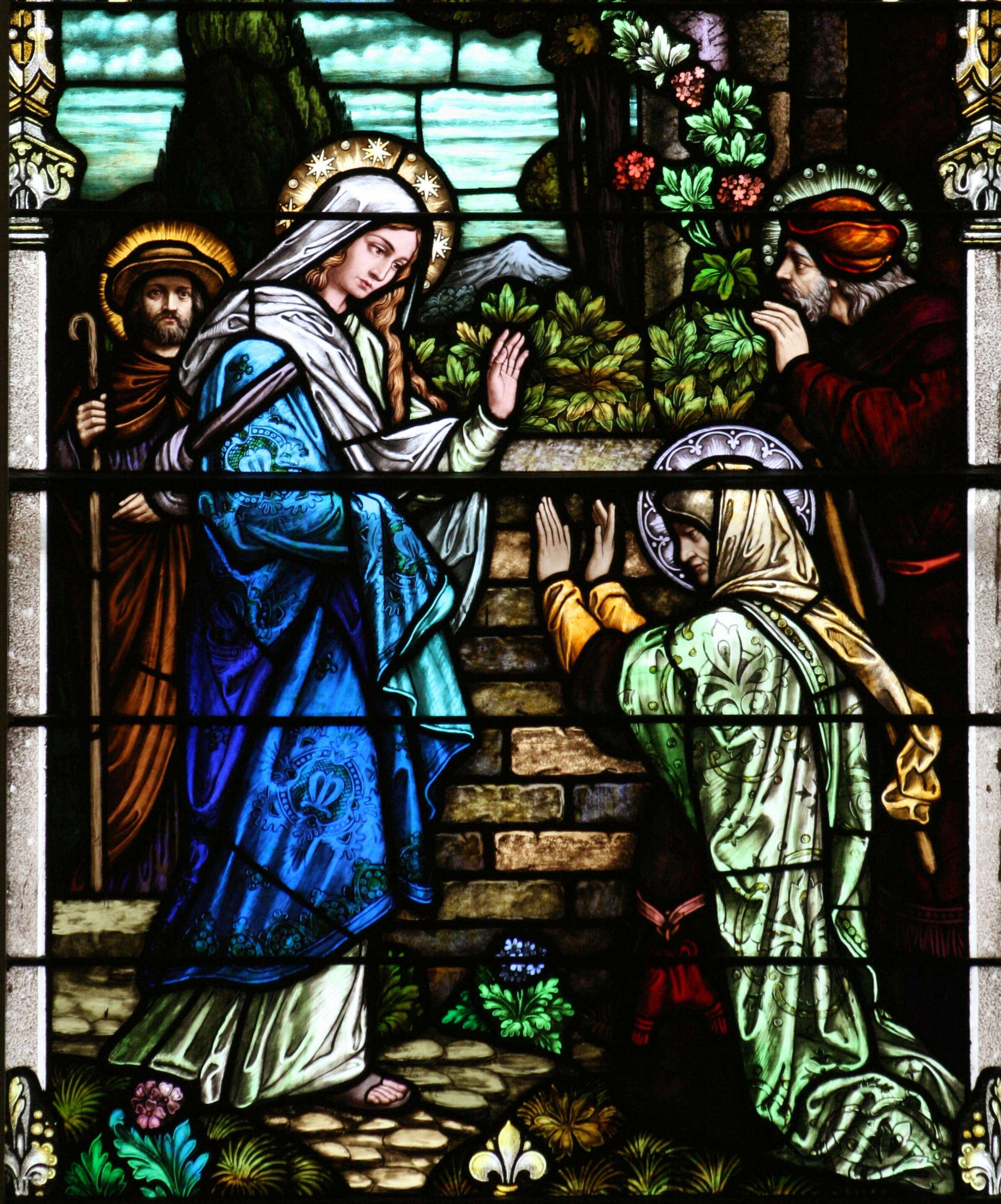 L'ANNÉE MARIALE par la Mère de Chaugy - Page 25 La_vis16