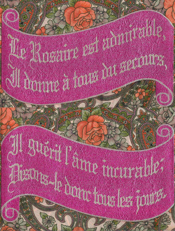 LE CHAPELET QUOTIDIEN RÉCITÉ AVEC VOUS ! (Gilbert Chevalier) - Page 25 Le_ros10