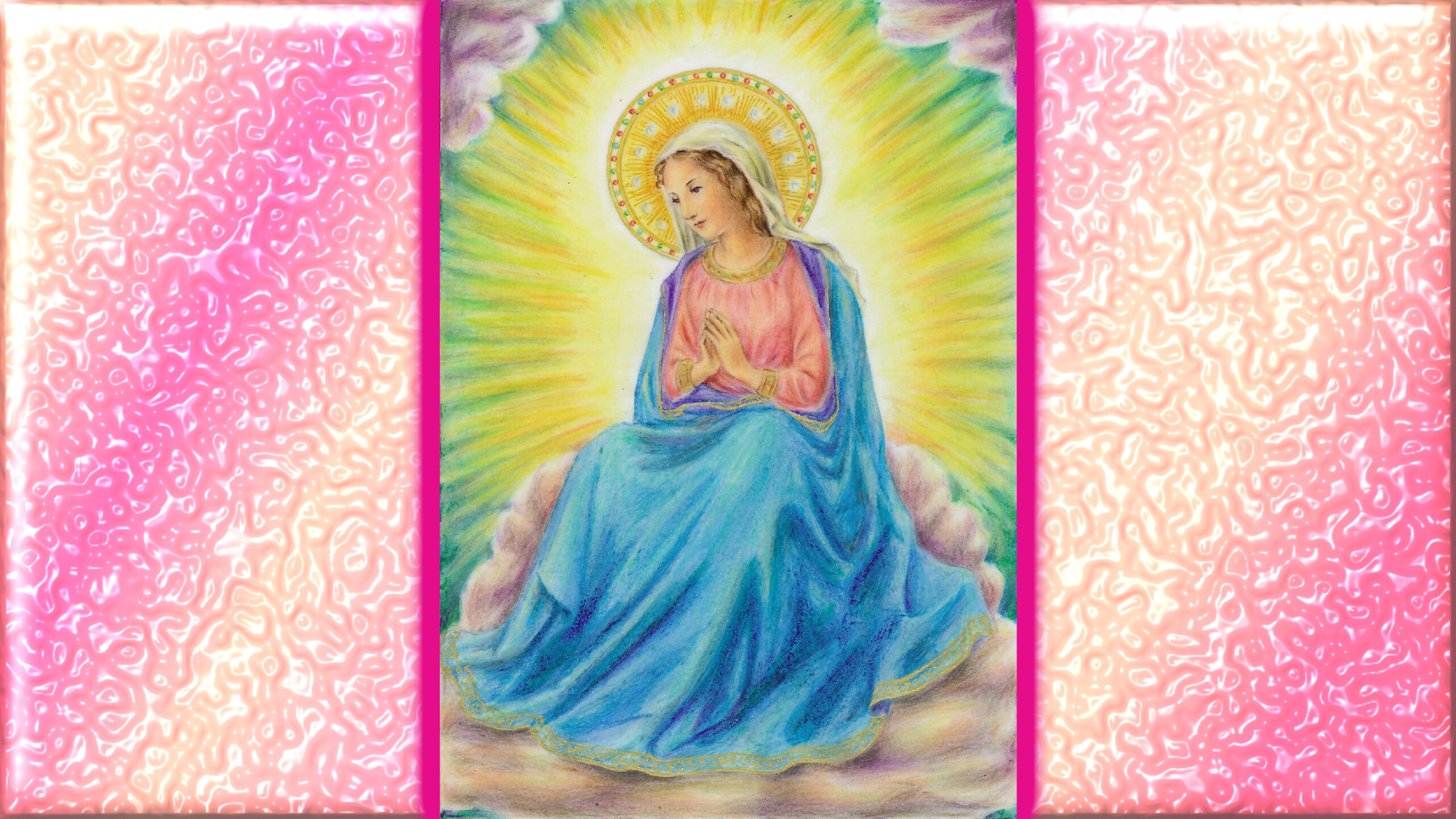 L'ANNÉE MARIALE par la Mère de Chaugy - Page 18 Marie_11