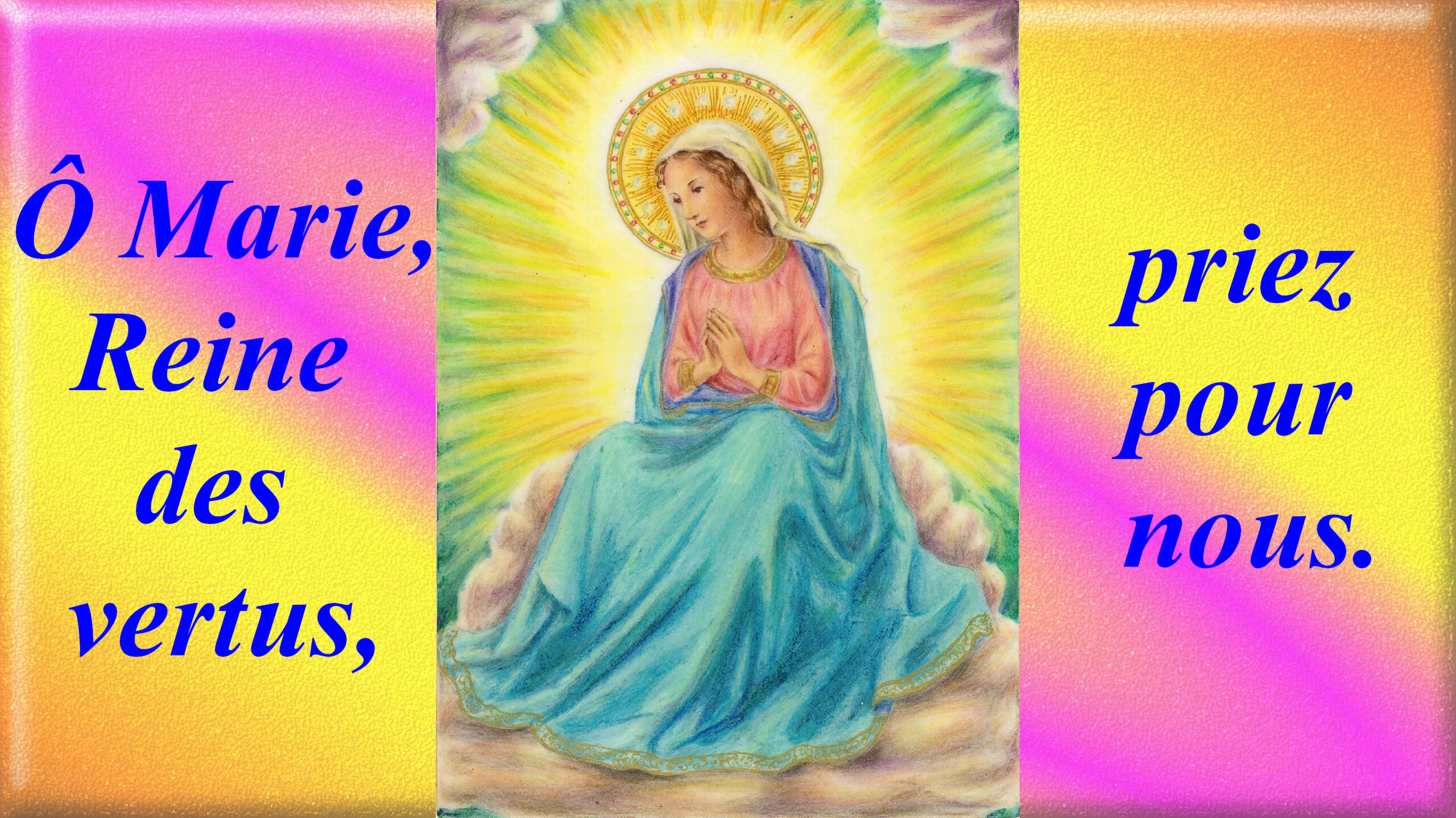 L'ANNÉE MARIALE par la Mère de Chaugy - Page 18 Marie_13