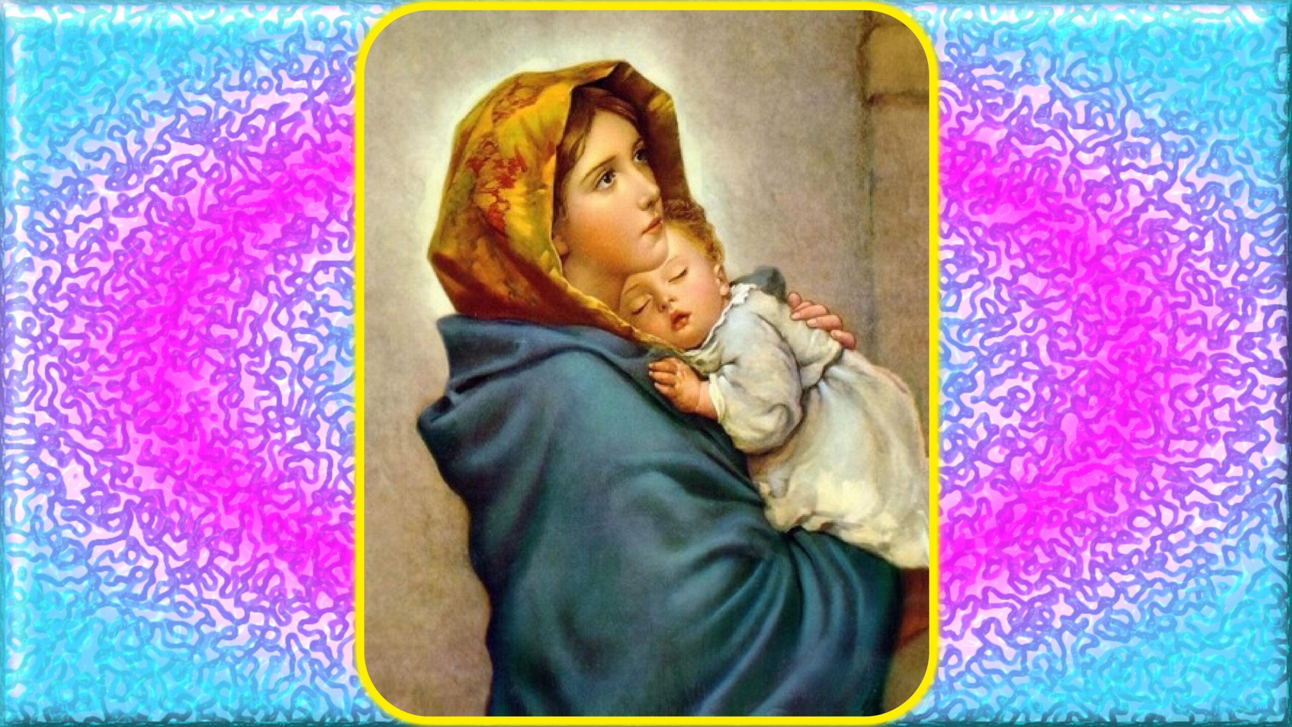 L'ANNÉE MARIALE par la Mère de Chaugy - Page 22 Marie_17