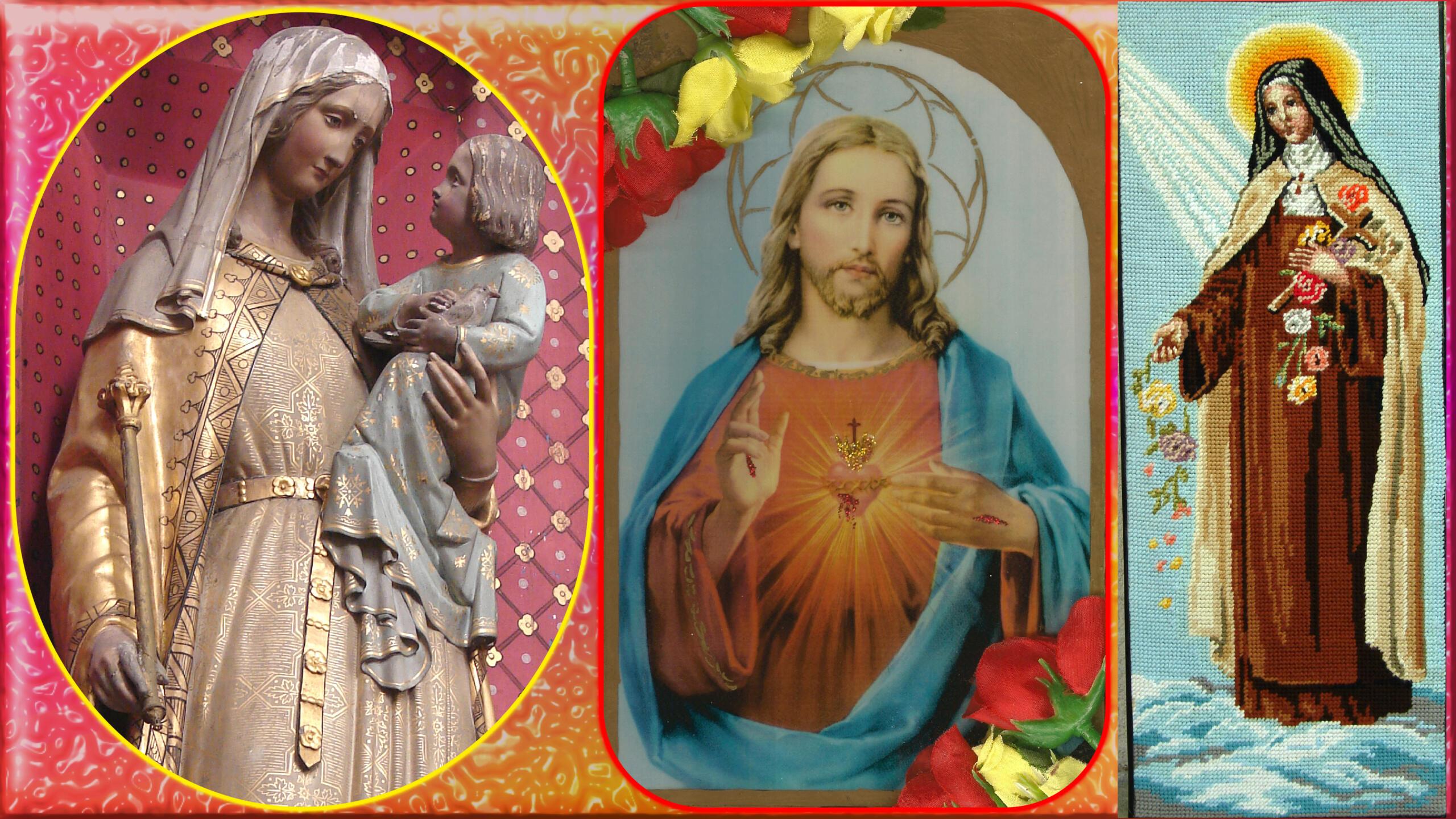 L'ANNÉE MARIALE par la Mère de Chaugy - Page 27 Marie_19
