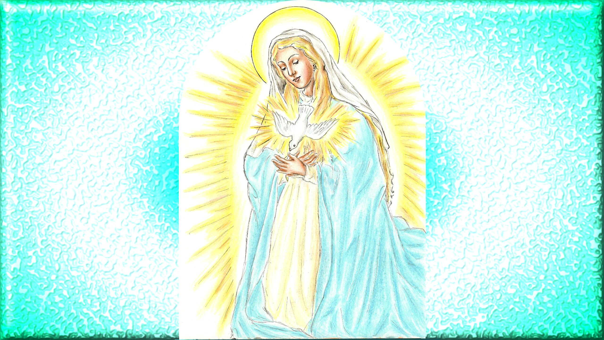 L'ANNÉE MARIALE par la Mère de Chaugy - Page 22 Matern10