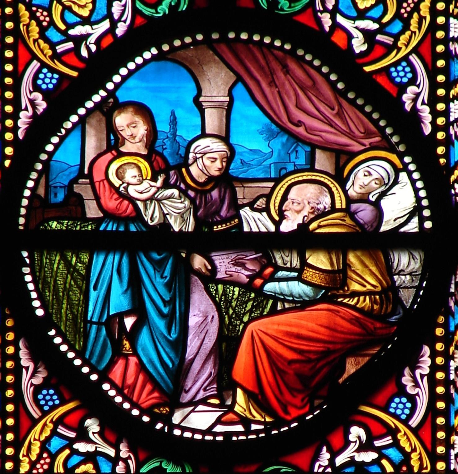 L'ANNÉE MARIALE par la Mère de Chaugy - Page 25 Naissa11