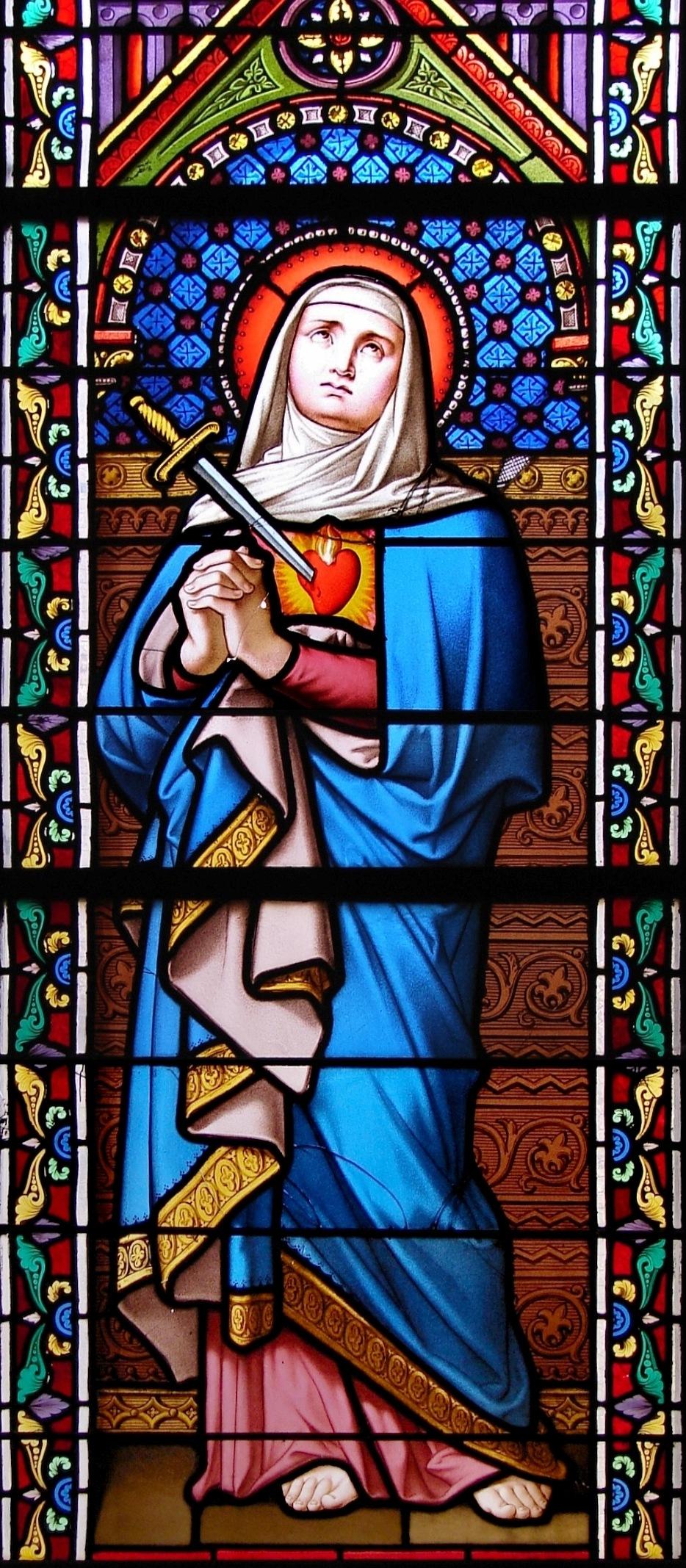 L'ANNÉE MARIALE par la Mère de Chaugy - Page 17 Notre-56