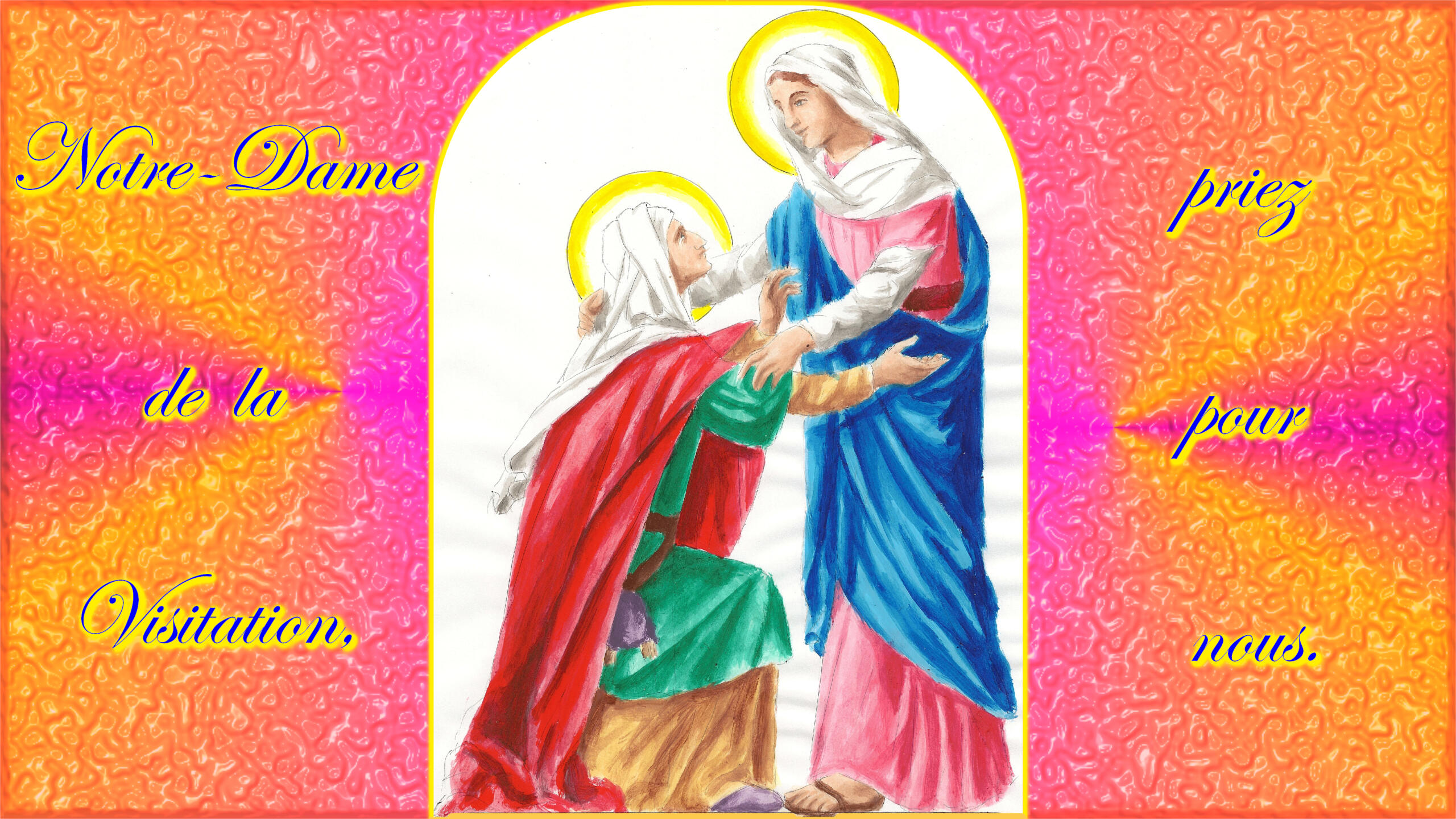 L'ANNÉE MARIALE par la Mère de Chaugy - Page 25 Notre-66