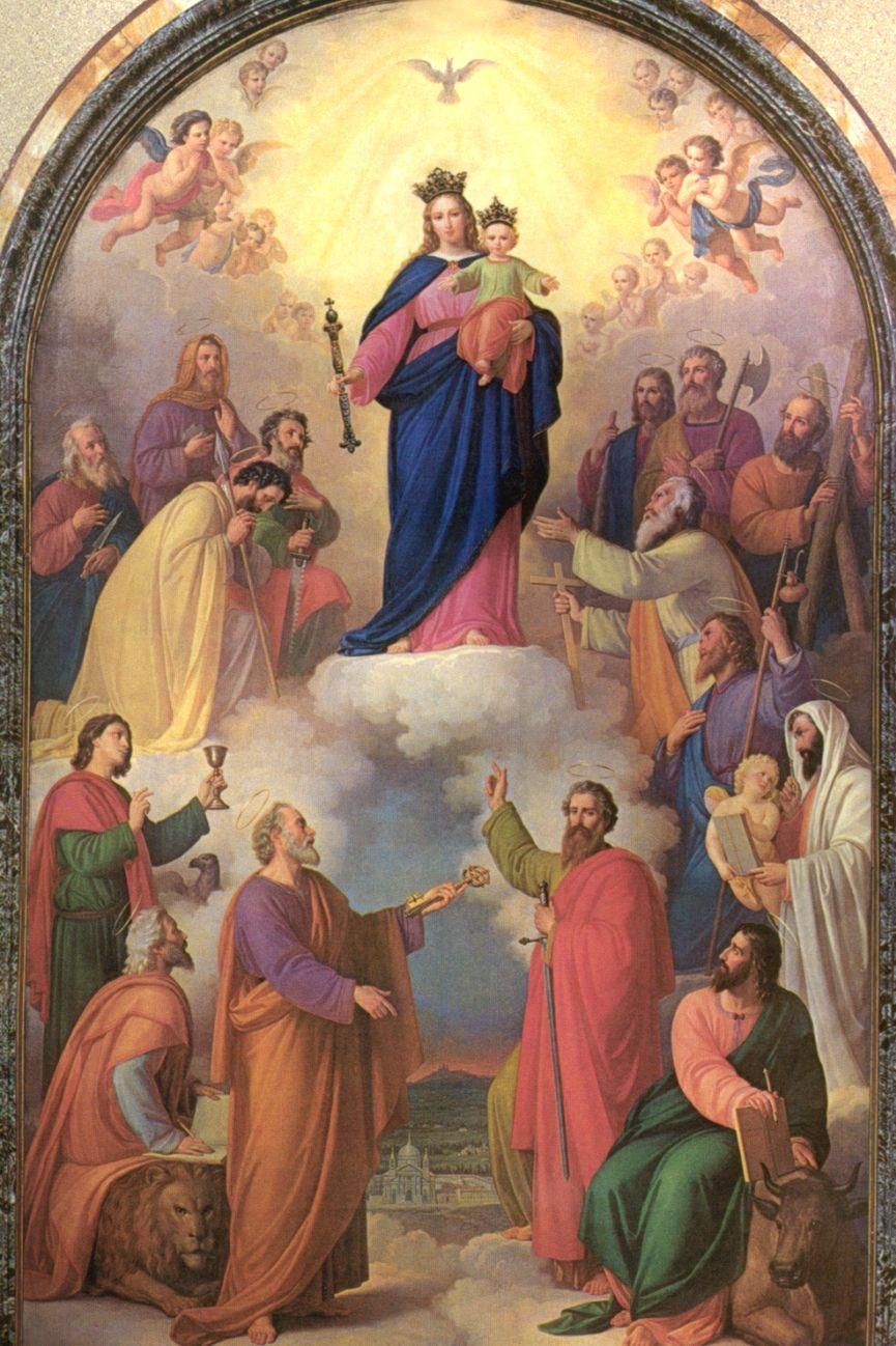 L'ANNÉE MARIALE par la Mère de Chaugy - Page 19 Notre-70