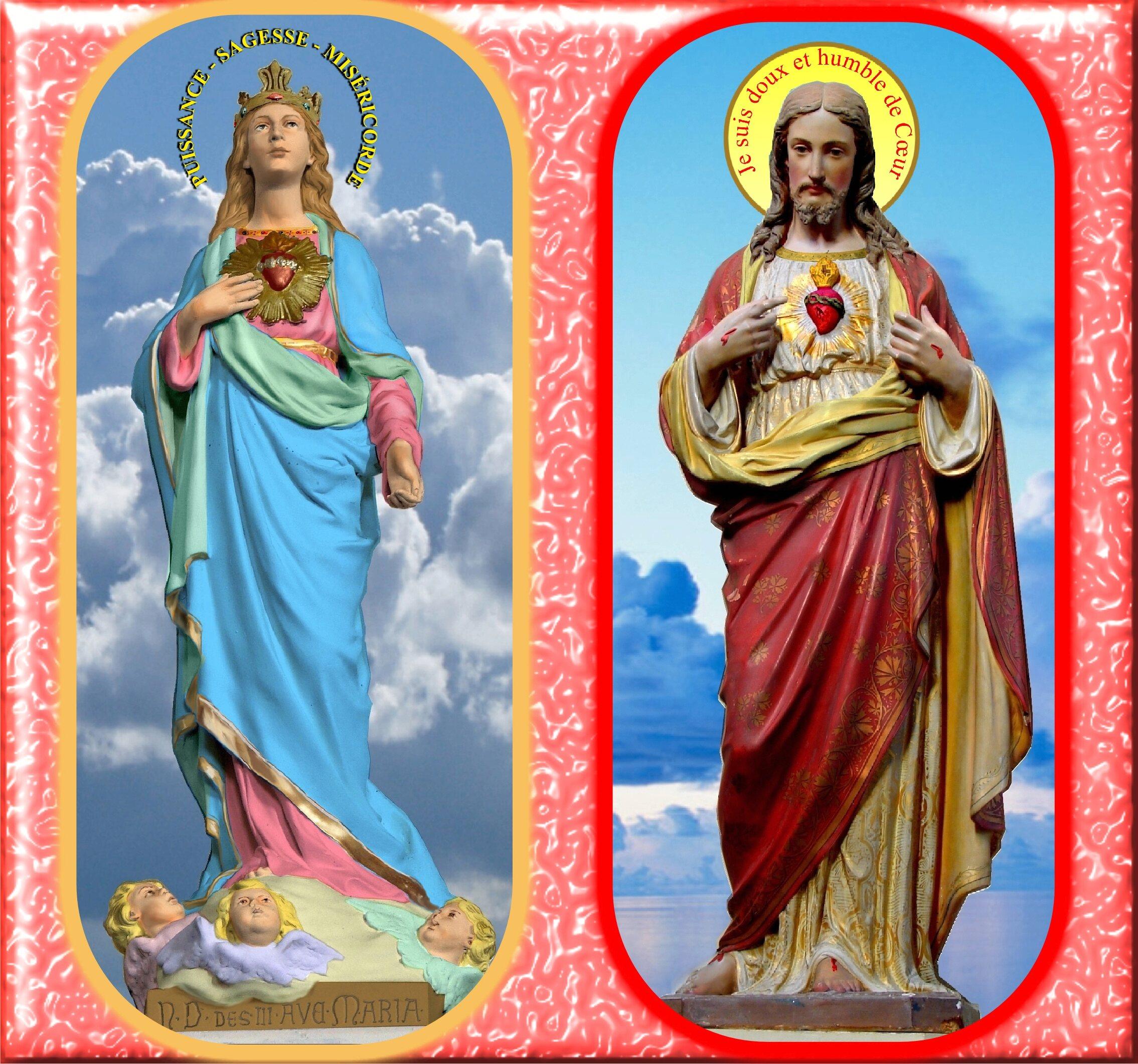 L'ANNÉE MARIALE par la Mère de Chaugy - Page 19 Sacrzo12