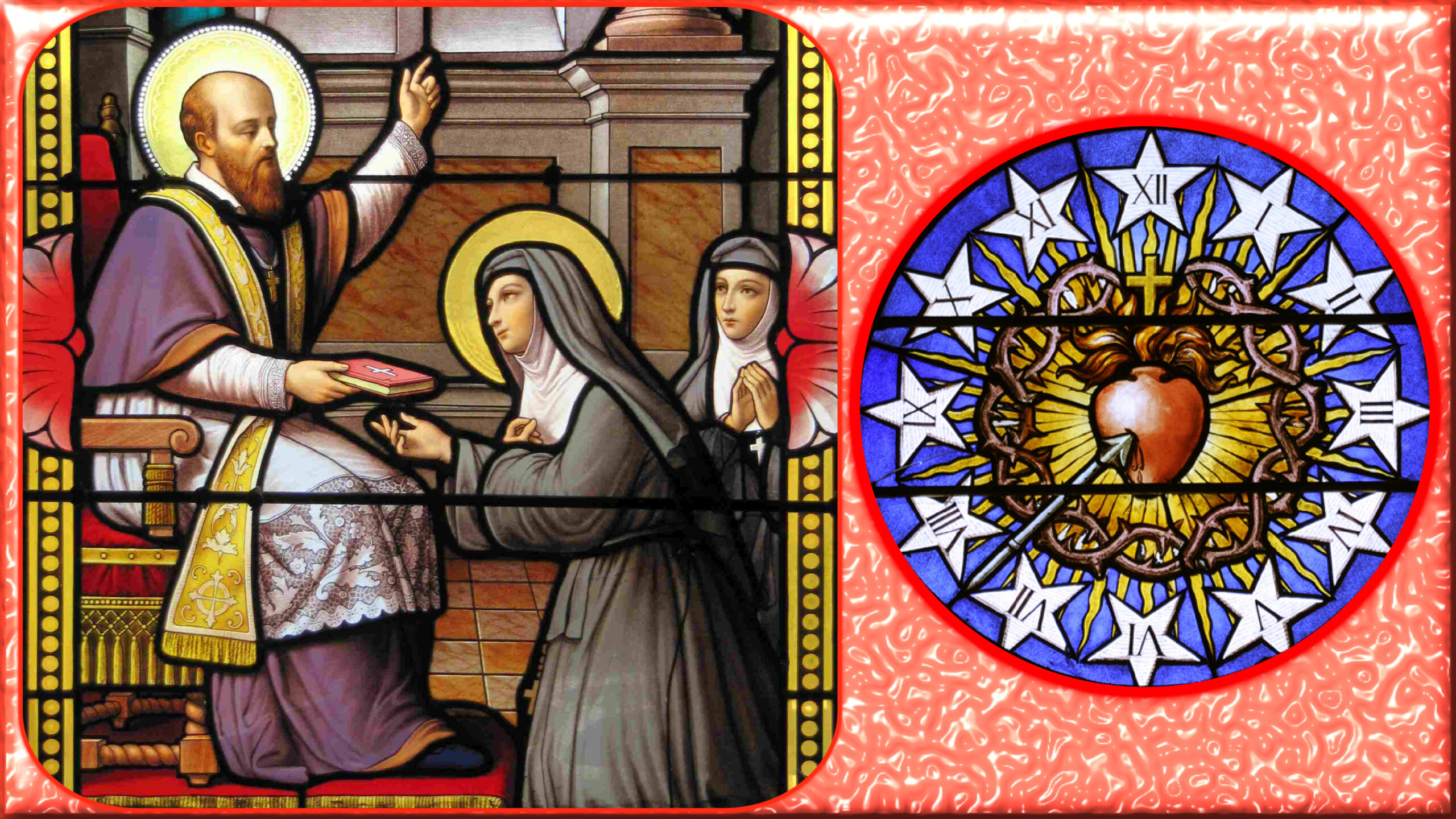 L'ANNÉE MARIALE par la Mère de Chaugy - Page 24 St_fra12