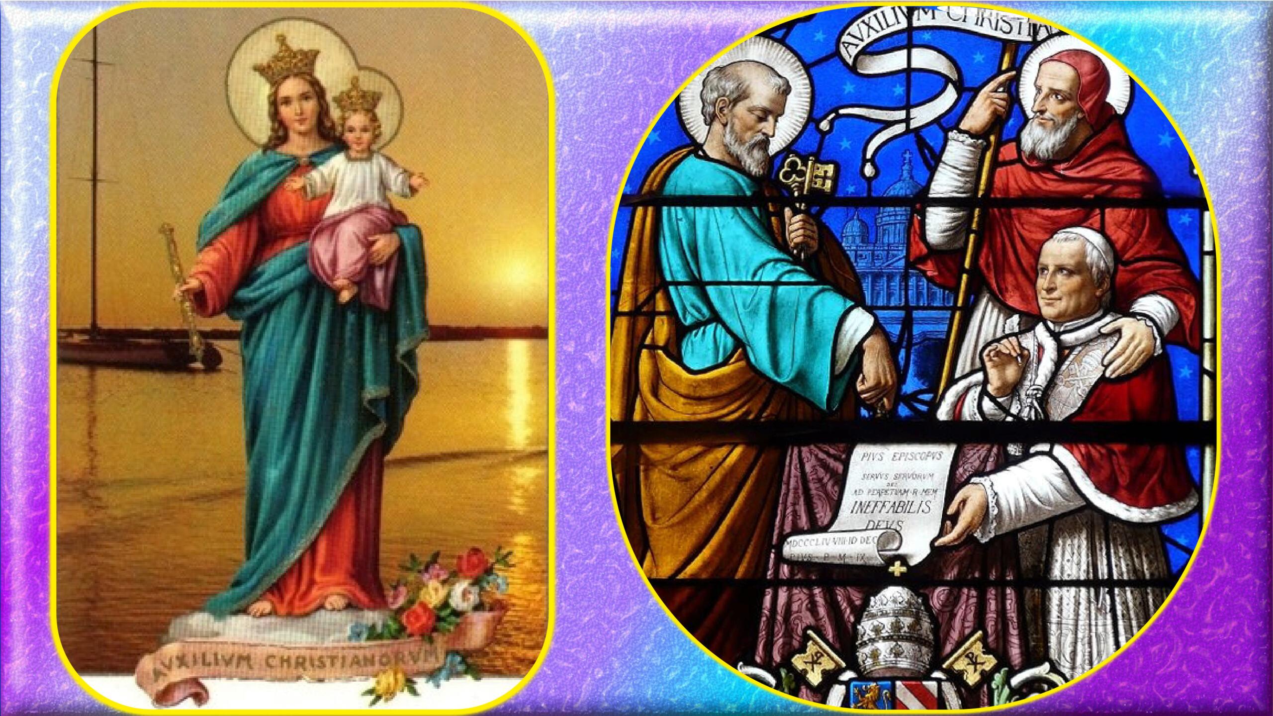 L'ANNÉE MARIALE par la Mère de Chaugy - Page 24 St_pie10