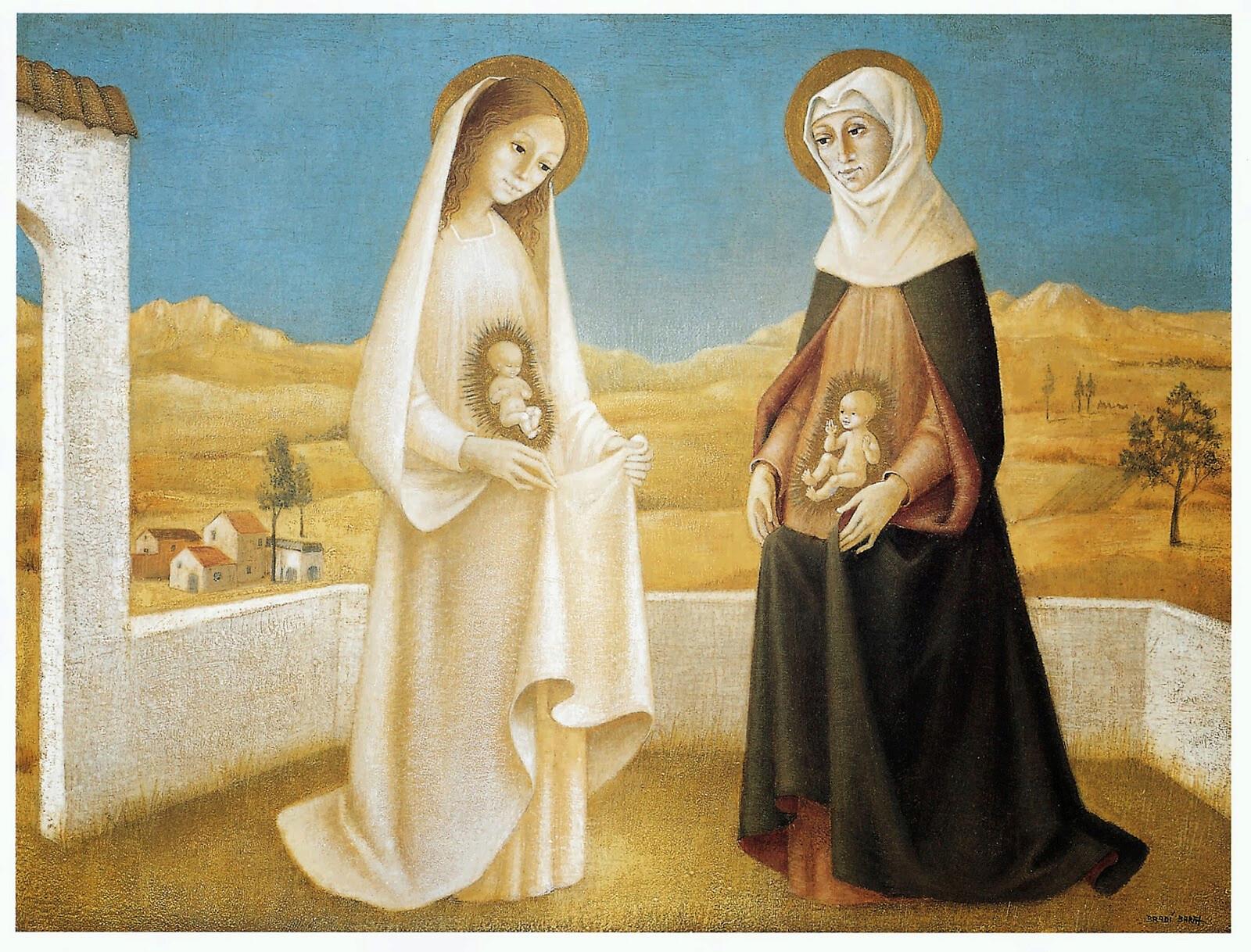 L'ANNÉE MARIALE par la Mère de Chaugy - Page 25 Visita10