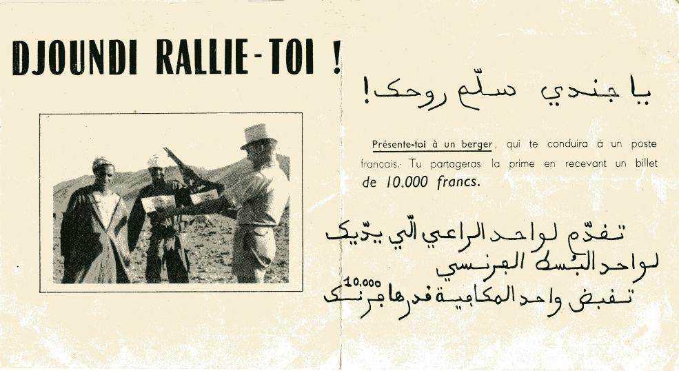 La guerre d'Algérie vue par trois photographes amateurs Djound11