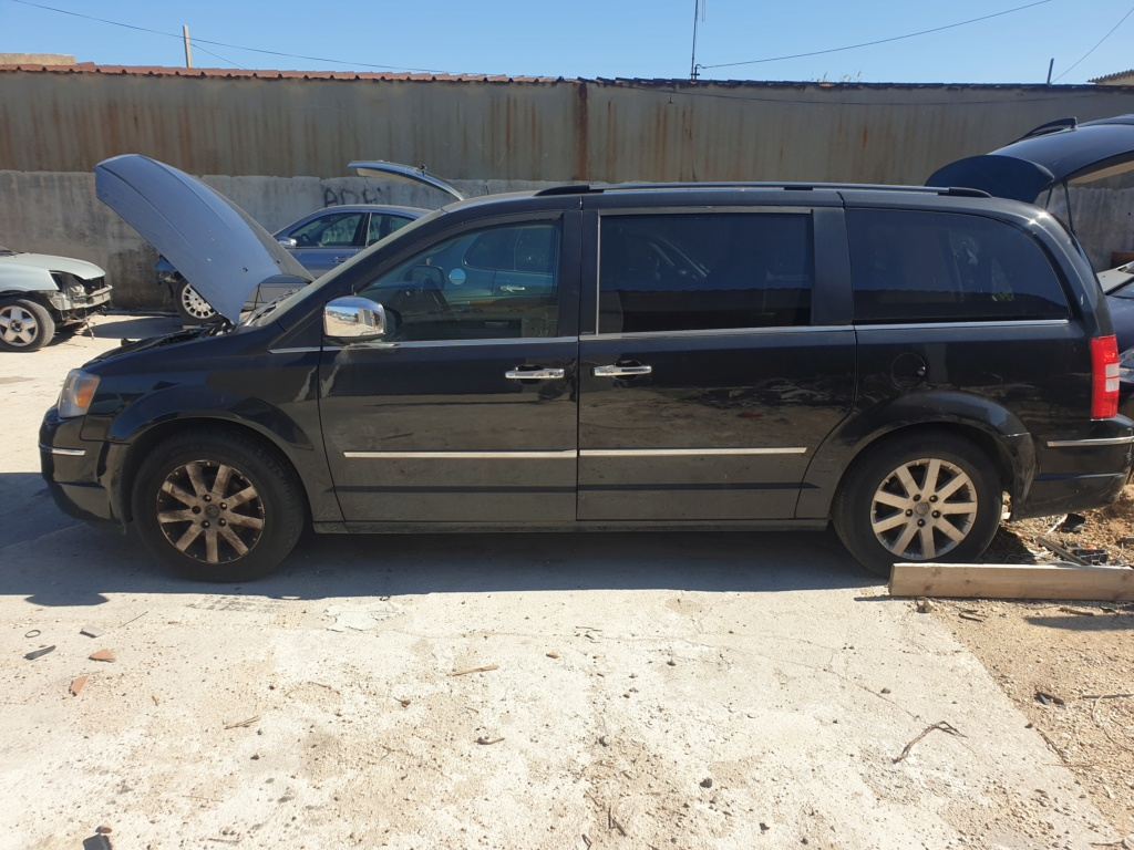 Pièces Chrysler grand voyager rt 2,8 crd 08-11 20190910