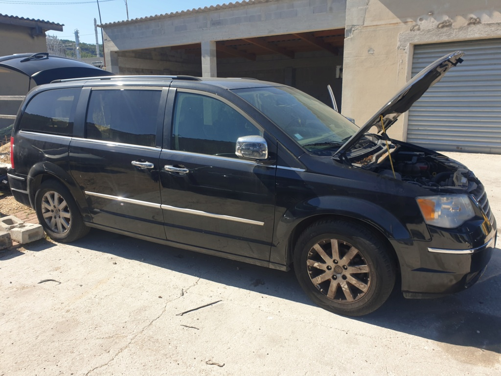 Pièces Chrysler grand voyager rt 2,8 crd 08-11 20190911