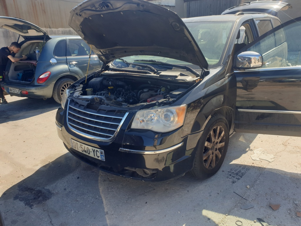 Pièces Chrysler grand voyager rt 2,8 crd 08-11 20190912