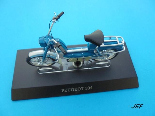 Mobylette miniature échelle -1/18 104_5629