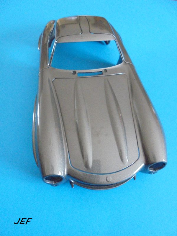MERCEDES-BENZ 300 SL GULLWING  1/16  ITALERI - Page 3 300_0314